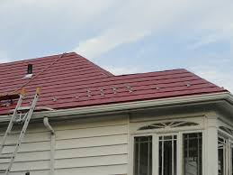 types of metal roofing shingles