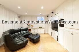 basement renovations winnipeg 204 800 4036 free estimate