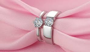 cheap engagement rings for men simulated diamond jewelry wedding band engagement ring men women