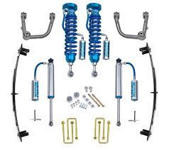 toyota tacoma suspension king 3 suspension lift kit for 2005 2017 toyota tacoma