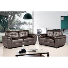 Brown Leather Sofas by Bradwell Dark Brown Leather Sofa Collection