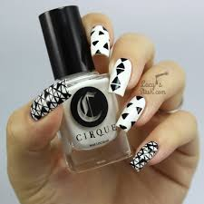 10 old nail art manicures that never made it to the blog but