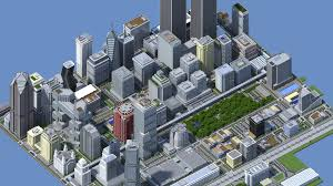 City Maps For Minecraft Pe 2 Years And 4 5 Million Blocks Later A Minecraft Xbox 360 Map Is