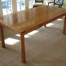 Hand Crafted Dutch Pull Out Dining Table By Joseph Murphy - Pull out dining room table