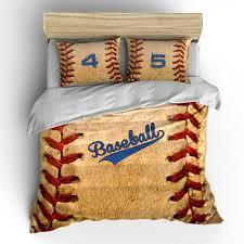 theme comforter vintage baseball theme bedding set duvet or comforter thedezineshop