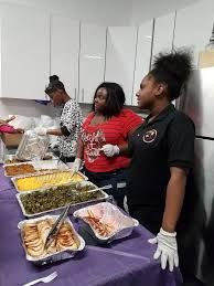 rapping raffles and refreshments at the youth programs