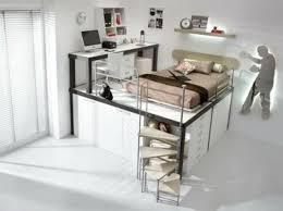 chambres ados chambre ado fille blanche idées décoration intérieure farik us