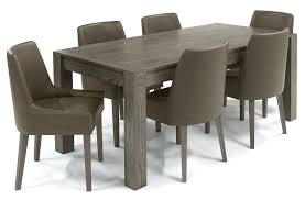 dining tables dark oak wood dining chairs table and six tables