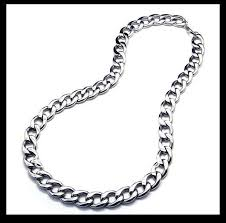 man necklace steel images 1x 82g brand new 100 stainless steel 57cm 10 5mm men 39 s coffee jpg