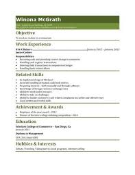Cashier Resume Templates Free 461 Best Resume Templates And Samples Images On Pinterest Resume