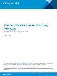 vmware airwatch seg administration guide v8 3 proxy server
