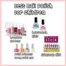 the best non toxic nail polish brands for kids in colors we can