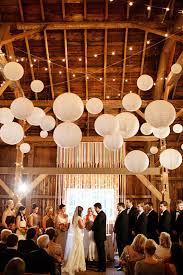 paper lanterns with lights for weddings 12 white round paper lantern even ribbing hanging decoration