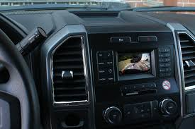 2015 2017 ford f150 dashboard screen backup camera