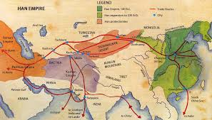 imperial china how imperial china opened up the silk road ancient china
