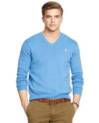 ralph lauren light blue men s light blue sweaters by polo ralph lauren men s fashion
