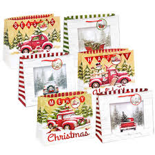 christmas paper bags christmas gift bags boxes wrapping paper dollartree