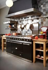 piano cuisine lacanche lacanche fontenay range cooker in black i interior design