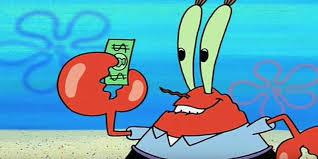 Mr Krabs Meme - what if mr krabs from spongebob squarepants is secretly a sith
