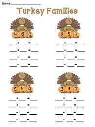 thanksgiving math worksheets 4th grade worksheets for all