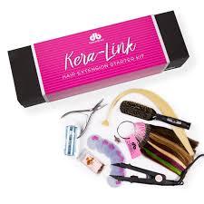 donna hair kera link fusion hair extension kits donna hair extensions
