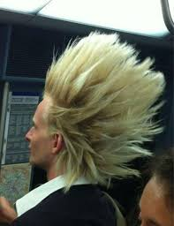 Know Your Meme 9gag - goku hairstyle googled real life goku hair was not disappointed