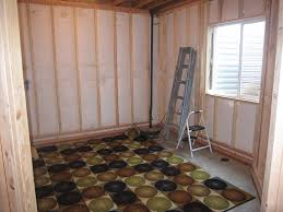 Floating Floor For Basement by Before And After Pictures Finishing A Basement Bedroom