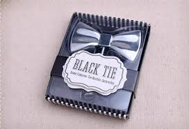 black tie party favors aliexpress buy 12pcs lot black tie bottle opener bow tie