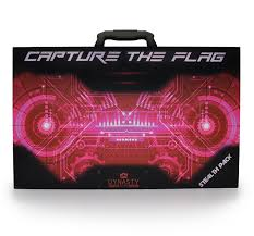 Capture The Flag Flags Amazon Com Dynasty Toys Capture The Flag Glow In The Dark Laser