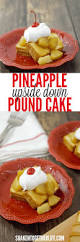 pineapple upside down pound cake easy no bake dessert