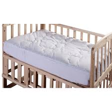 cotton crib mattress natural crib mattress pad creative ideas of baby cribs
