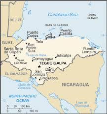 map of roatan honduras honduras map best collection of honduras maps on the