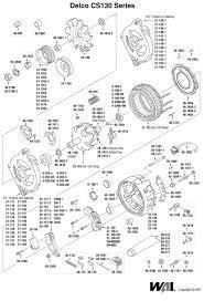 acdelco alternator wiring u2013 rod forum hotrodders bulletin