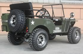 small jeep for kids jeep willy s mini go kart paz125 1 125cc calif legal motobuys com