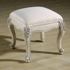 Skirted Vanity Chair Vanity Stool Bench Home Improvement Design And Decoration