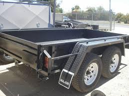 offroad trailer major trailors pty ltd u2013 bendigo off road tandem box trailers