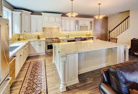 Ivory White Kitchen Cabinets by Ivory