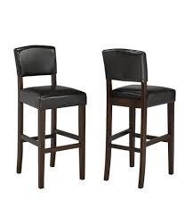 Walmart Bar Stools Set Of 2 Brassex 29 U0027 U0027 Bar Stools Set Of 2 Espresso Walmart Canada