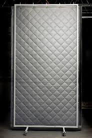 industrial soundproofing curtains u0026 noise cancelling barriers