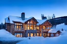 montana house fabulous mountain house with modern touches in big sky montana