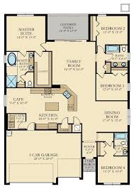 Buy Floor Plans Kennedy Ii New Home Plan In Belmont Belmont Executive By Lennar