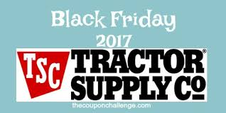 2017 tractor supply black friday ad scan the coupon challenge