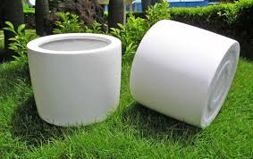 modern planters pots team galatea homes amazing modern planters
