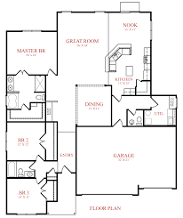 Stone Homes Floor Plans Sycamore At Stone Crossing Westport Homes