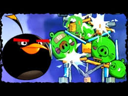 Challenge Angry Angry Birds 2 Daily Challenge Angry Black Bomb