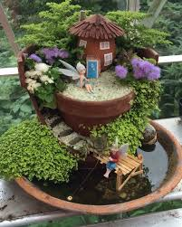 Fairy Garden Craft Ideas - 51 best diy miniature fairy garden design ideas images on