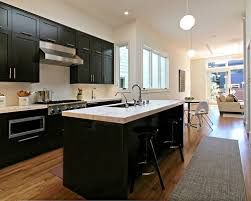 black kitchen furniture kitchens with black cabinets lovely in kitchen home design