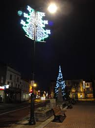 file newport st james u0027 street lamp post christmas decorations jpg