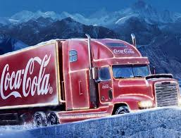 the cocacola christmas truck tour spinsouthwest