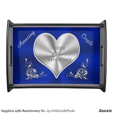 45th wedding anniversary gift 24 best 45th wedding anniversary gifts images on royal